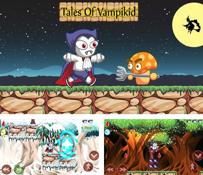In addition to the game Road Cross for Android phones and tablets, you can also download Tales Of Vampikid for free.