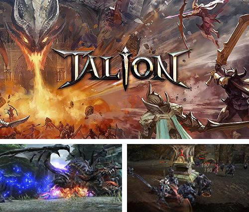 In addition to the game HedgeWay for Android phones and tablets, you can also download Talion for free.
