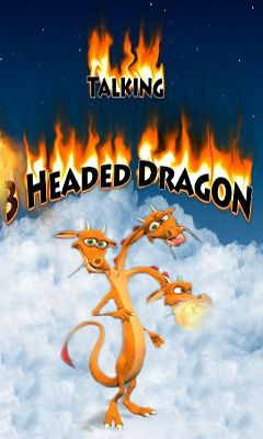 Talking 3 Headed Dragon