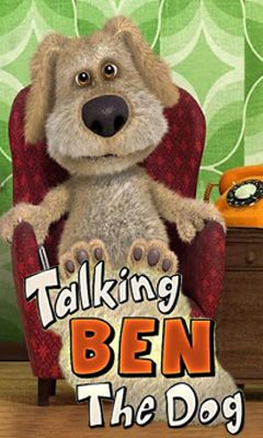 Talking Ben the Dog poster