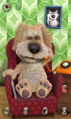 Download Talking Ben the Dog Android free game.