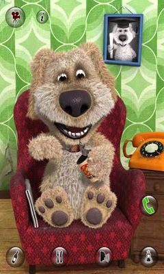 Get full version of Android apk app Talking Ben the Dog for tablet and phone.