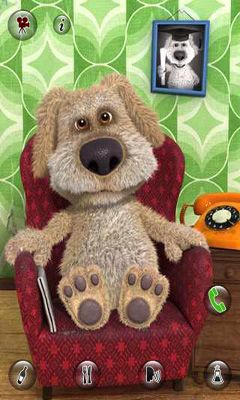 Talking Ben the Dog screenshot 5