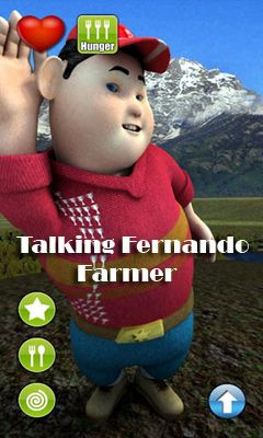 Talking Fernando Farmer poster