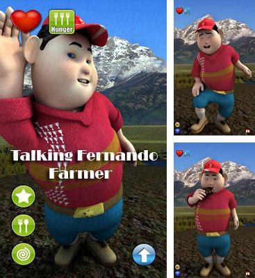 In addition to the game Lazy Mouse for Android phones and tablets, you can also download Talking Fernando Farmer for free.