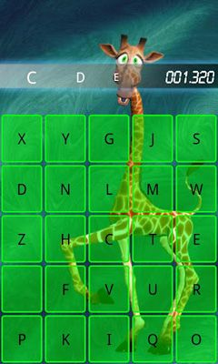 Screenshots von Talking George The Giraffe für Android-Tablet, Smartphone.