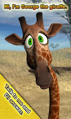 Talking George The Giraffe