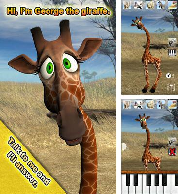 In addition to the game Talking Luis Lion for Android phones and tablets, you can also download Talking George The Giraffe for free.