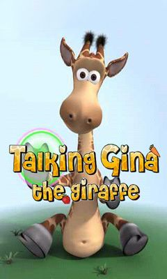 Talking Gina the Giraffe poster