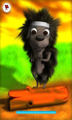 Download Talking Harry the Hedgehog Android free game.
