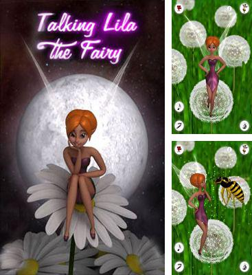 In addition to the game Talking Harry the Hedgehog for Android phones and tablets, you can also download Talking Lila the Fairy for free.
