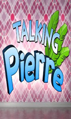 Talking Pierre poster