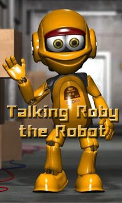 Talking Roby the Robot обложка