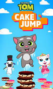 Talking Tom cake jump APK