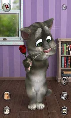 Talking tom cat 2 for samsung android download.