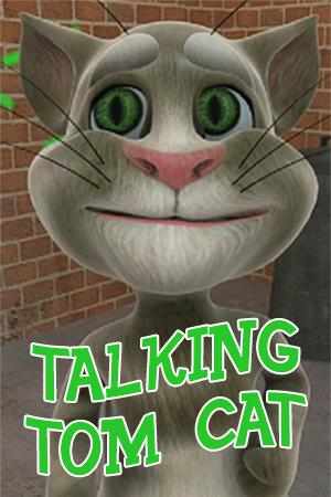 Talking Tom Cat v1.1.5 poster