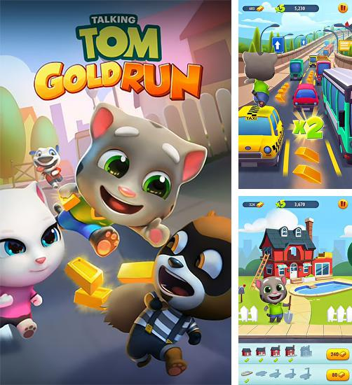 Talking Tom: Gold run