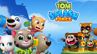 Talking Tom splash force APK