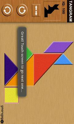 Tangram Master screenshot 1