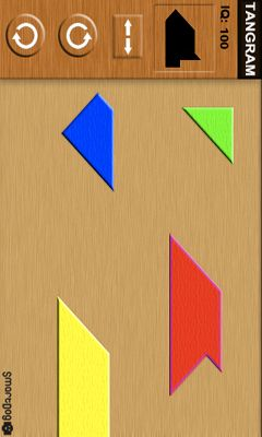 Tangram Master screenshot 2