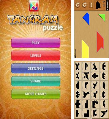 In addition to the game 15 Puzzle Challenge for Android phones and tablets, you can also download Tangram Master for free.