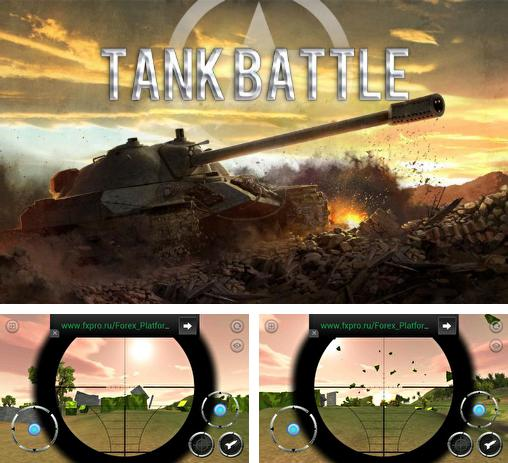 Tank battle 3D. Tank war games