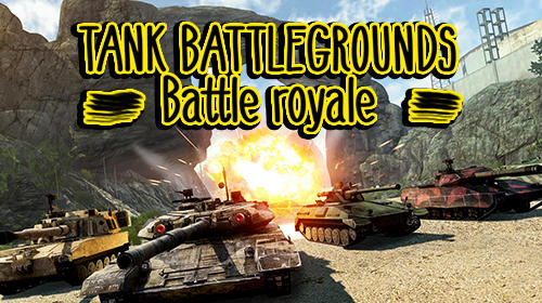 Tank battleground: Battle royale poster