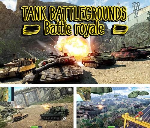 Tank battleground: Battle royale
