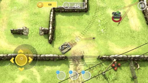 Tank battles screenshot 1