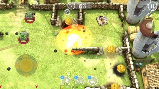 Tank battles screenshot 3