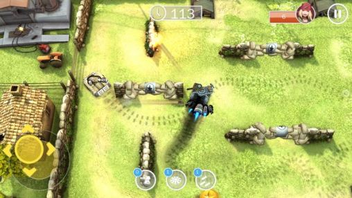 Tank battles screenshot 4