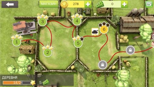 Tank battles screenshot 5
