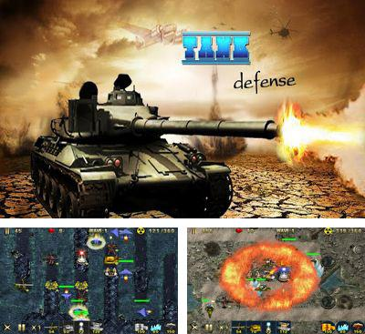 In addition to the game CheeseMan for Android phones and tablets, you can also download Tank Defense for free.