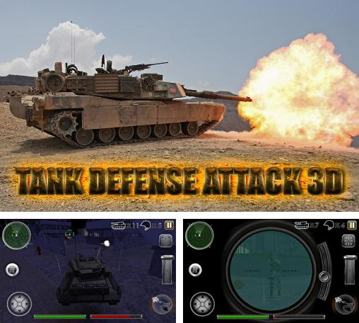 Tank defense attack 3D