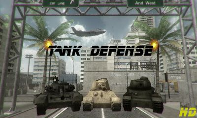 Tank Defense HD обложка