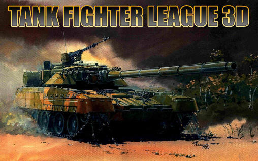 Tank fighter league 3D обложка