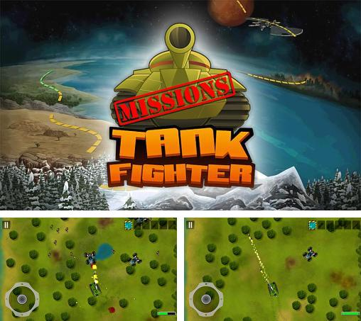 In addition to the game World League Zombies Run for Android phones and tablets, you can also download Tank fighter: Missions for free.