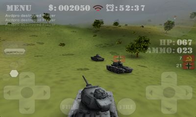 Tank Fury 3D screenshot 4