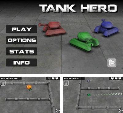 In addition to the game Tank Hero Laser Wars for Android phones and tablets, you can also download Tank Hero for free.