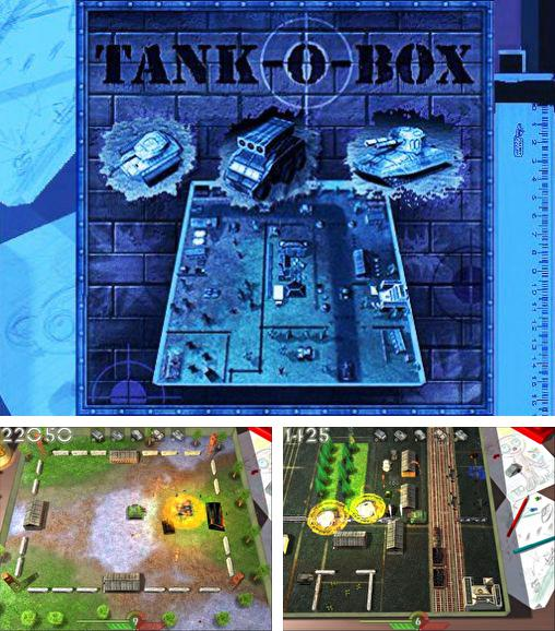 In addition to the game Saving Hamster Go Go for Android phones and tablets, you can also download Tank-o-box for free.