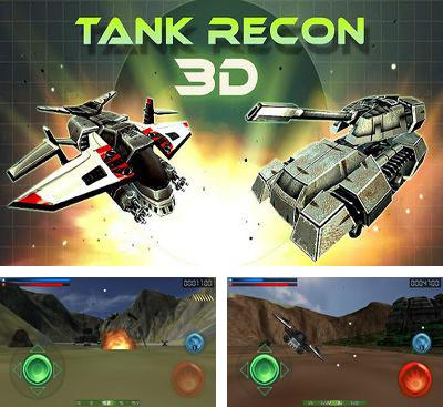 In addition to the game zSmiter for Android phones and tablets, you can also download Tank Recon 3D for free.