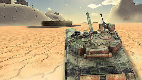 Tank shooting attack screenshot 3