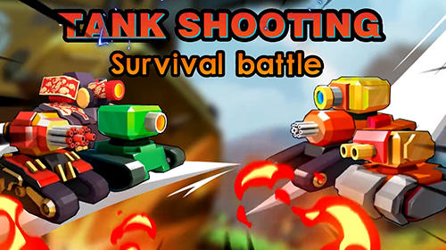 Tank shooting: Survival battle обложка