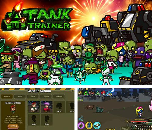 In addition to the game Idle tower tycoon for Android phones and tablets, you can also download Tank trainer for free.