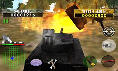 Tank War Defender screenshot 3