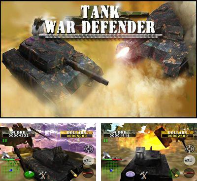 In addition to the game Quests & Sorcery for Android phones and tablets, you can also download Tank War Defender for free.