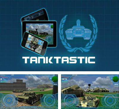 In addition to the game Gta Tank VS New York for Android phones and tablets, you can also download Tanktastic for free.