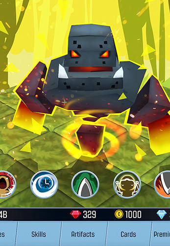 Tap adventure hero screenshot 1