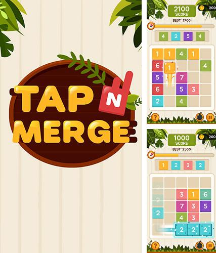 Tap and merge