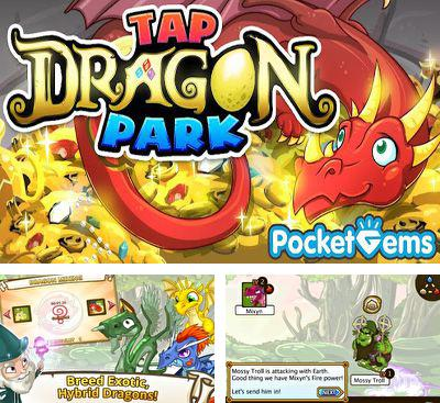 In addition to the game Little Dragons for Android phones and tablets, you can also download Tap Dragon Park for free.
